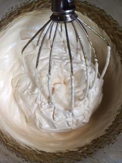 honey meringue