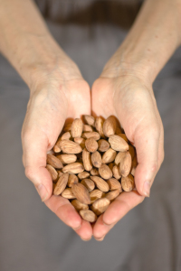 Sprouted Almonds