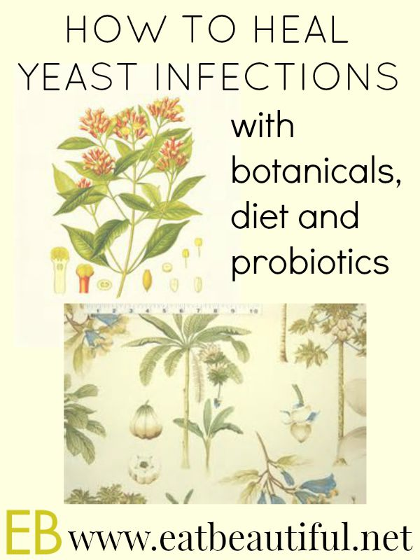 How To Heal YEAST INFECTIONS (with Essential Oils, Diet