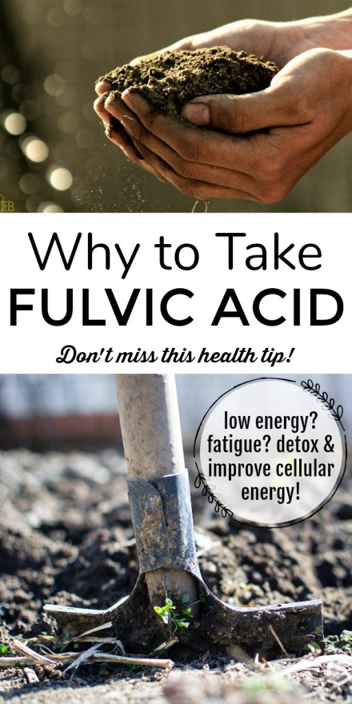 Why to Take Fulvic Acid- Don't Miss This Health Tip! #fulvic #minerals #detox #fatigue