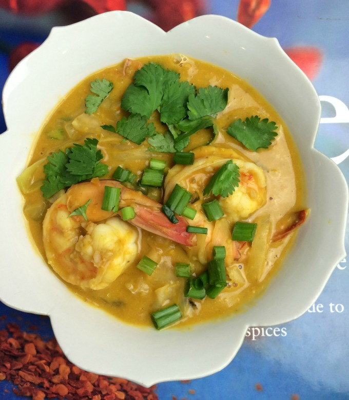 Indonesian Peanut Butter Stew