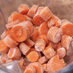 Carrot Milkshake — GAPS, AIP, Low-FODMAP, Paleo