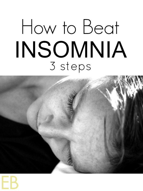How to Beat Insomnia