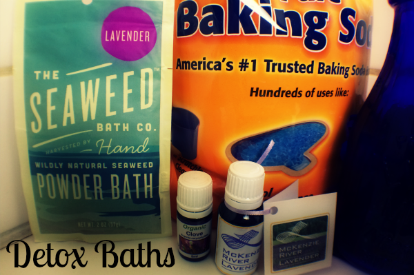 Detox Bath Ingredients
