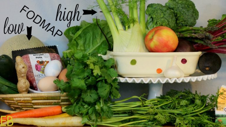Low-FODMAP & High-FODMAP Food Lists for Paleo, GAPS and Gluten-free Diets