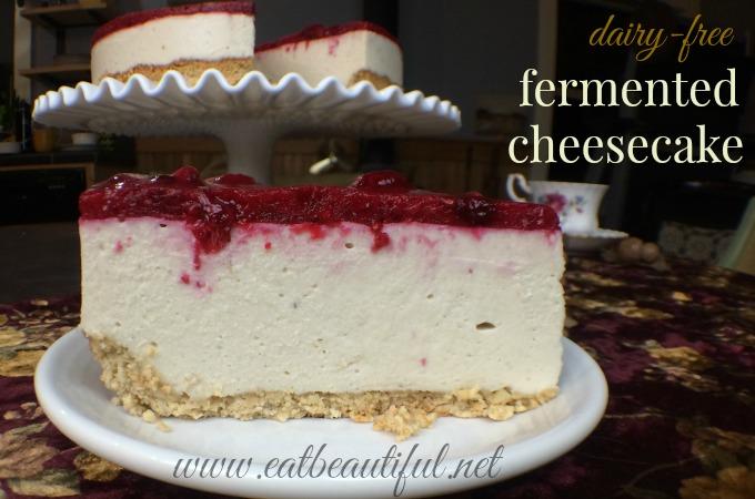 Fermented Cheesecake