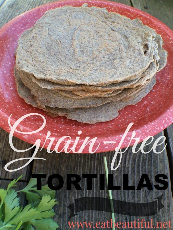 Grain-free Tortillas