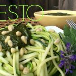 Basil-Mint Pesto