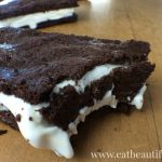REAL FOOD Ice Cream Sandwiches