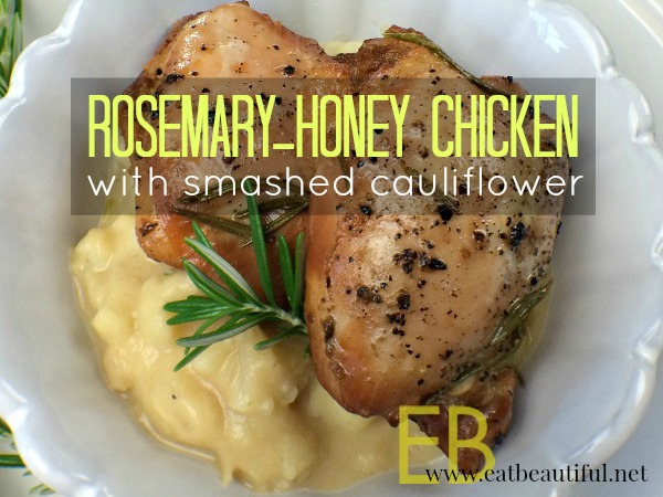 Rosemary Honey Chicken