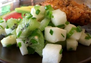 Ginger-Lime Salsa
