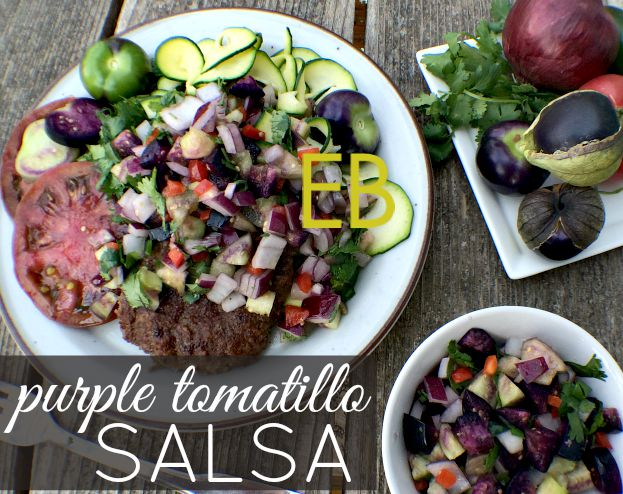 Here's the beautiful salsa recipe to feature your zingy fruit; but be sure to snack on them plain too. We also enjoyed them with brie, aged cheddar and prosciutto, as a wonderful juxtaposition to all that's creamy and rich.