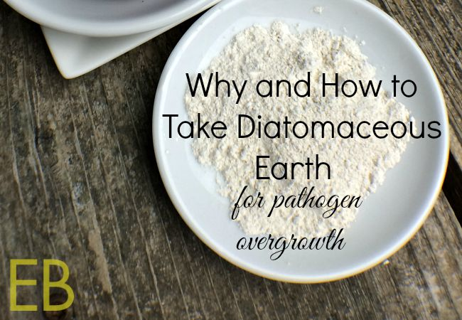Why and How to Take Diatomaceous Earth