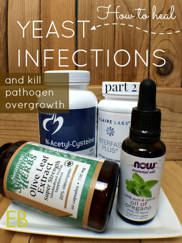 Herbal cure for external yeast contamination yeast for Exterior yeast infection