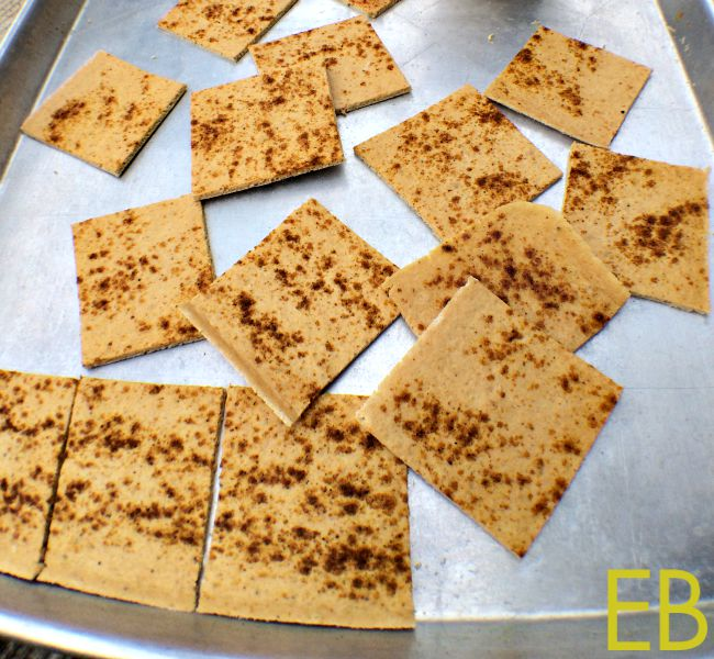 plantain crackers with resistant starch