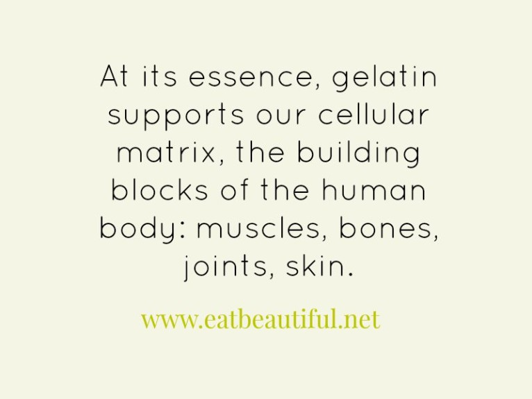 gelatin-health-benefits