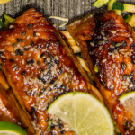 Ginger-Lime Salmon