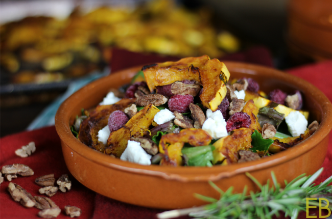 delicata-squash-holiday-salad
