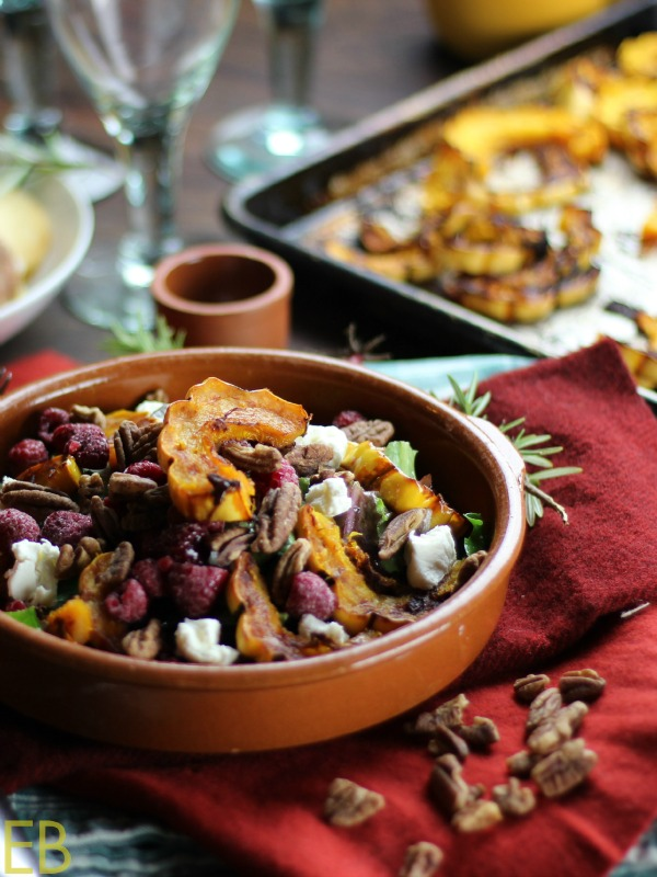holiday-salad-roasted-delicata-squash-paleo-gaps