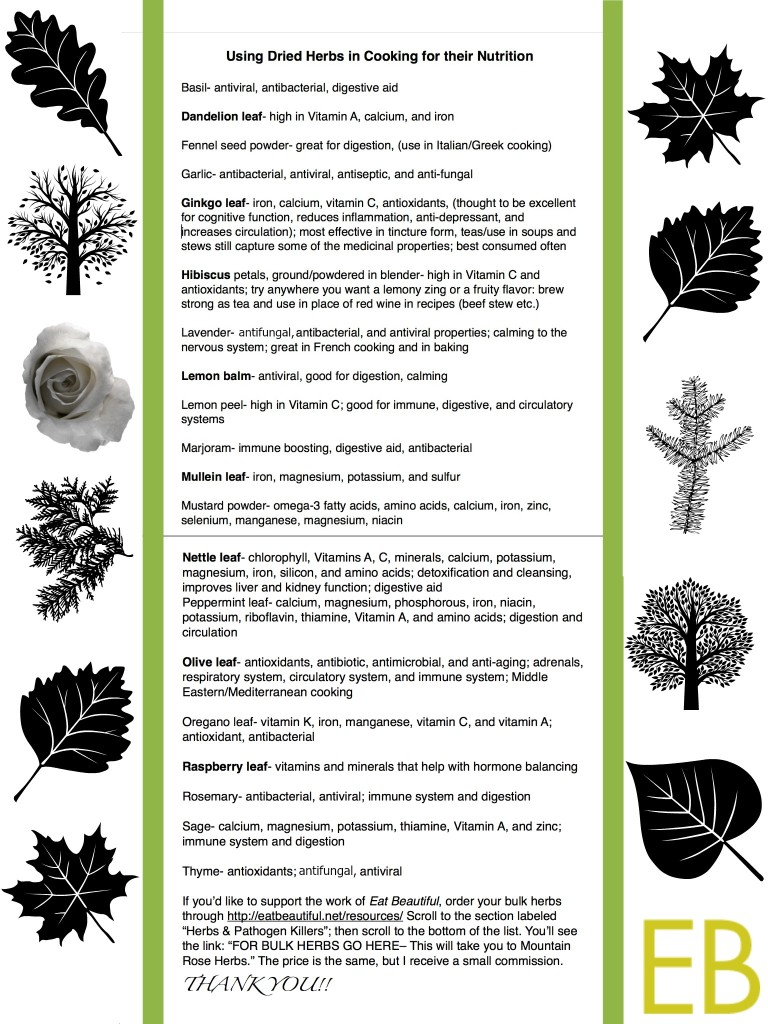 dried-herbs-cooking-nutrition