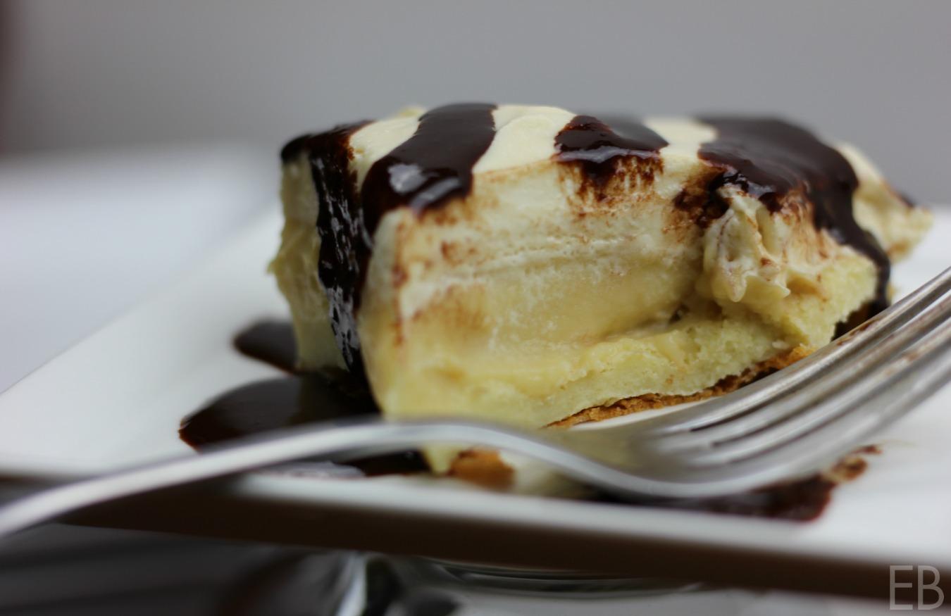 Chocolate Eclair Cake~ paleo - Eat Beautiful