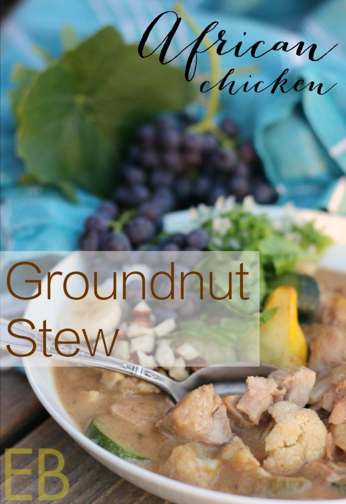 African Groundnut Stew- Paleo or GAPS