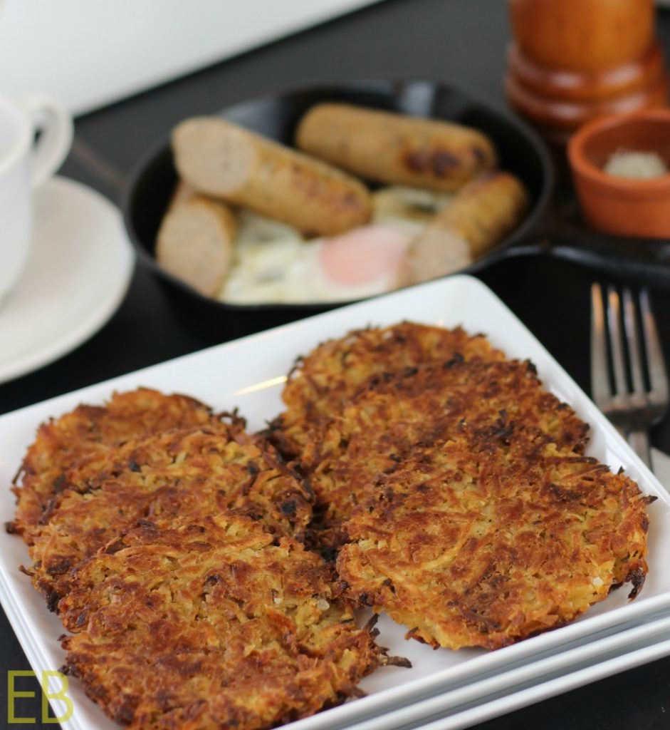 How to Make the Best Parsnip Hashbrowns
