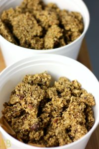 Paleo/GAPS Granola~ my favorite!