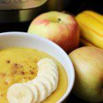 Apple-Delicata Squash Instant Pot Porridge~ AIP, GAPS, Paleo deliciousness; cooks in 8 minutes