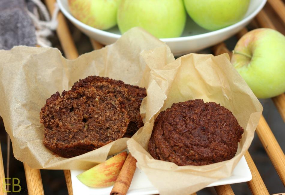 AIP Apple Cinnamon Breakfast Muffins