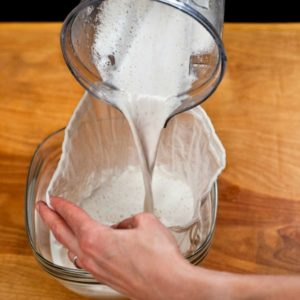 making-nut-milk-ellies-bag