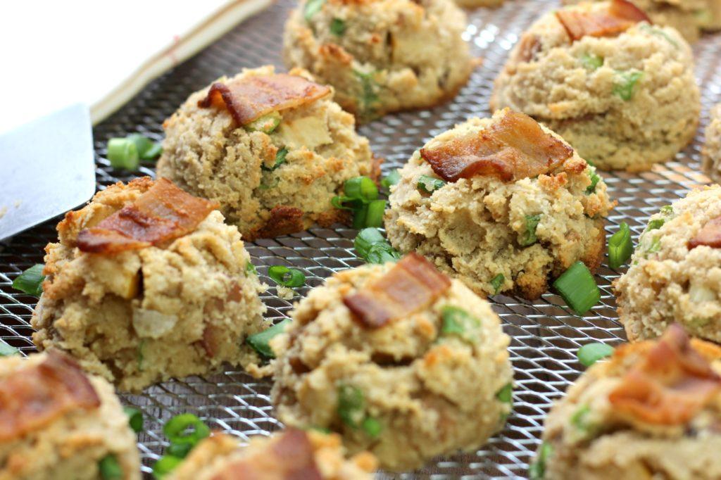 AIP Sweet & Savory Breakfast Cookies #aipbreakfast #autoimmuneprotocol #eggfreebreakfast #paleo