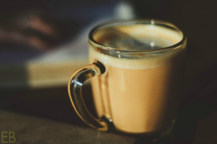 mug of bulletproof coffee