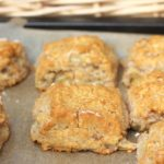 AIP Biscuits -- autoimmune protocol, egg-free, Paleo, made with Otto's cassava flour #aipbiscuits #paleobiscuits #grainfreebiscuits #eggfreebiscuits #cassavabiscuits