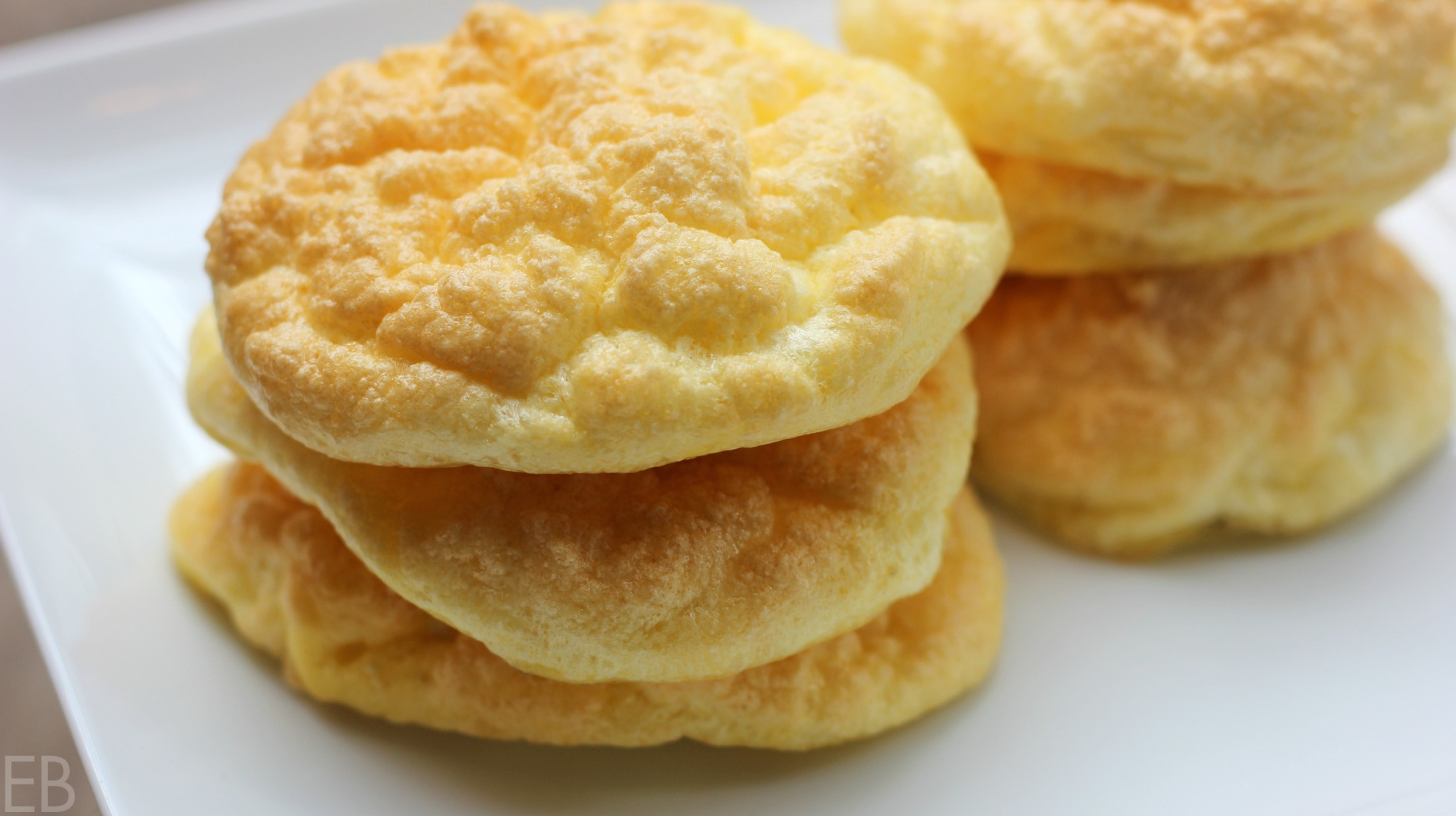 Cloud Bread Keto Paleo Gaps Diet High Protein Low Carb Lactose Free Dairy Free Option