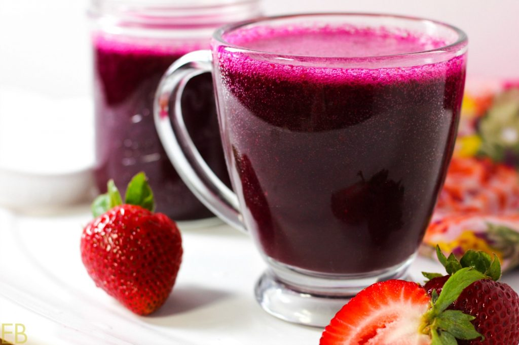 Strawberry-Beet Kvass {Paleo, AIP, GAPS, probiotics!} #kvass #probiotics #drinks #aip #paleo #gapsdiet