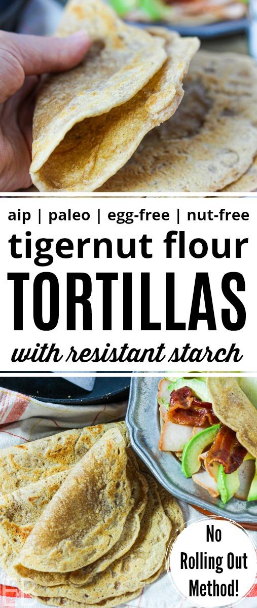 folder tigernut tortillas