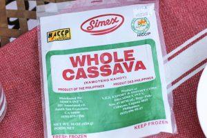 cassava-root-frozen