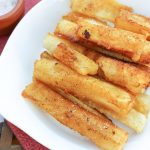 Paleo & AIP Cassava Fries