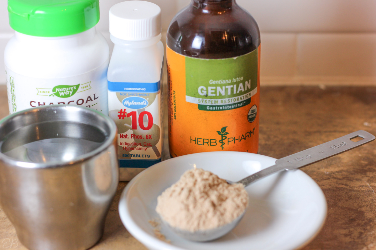 5 remedies on the counter for stomach aches