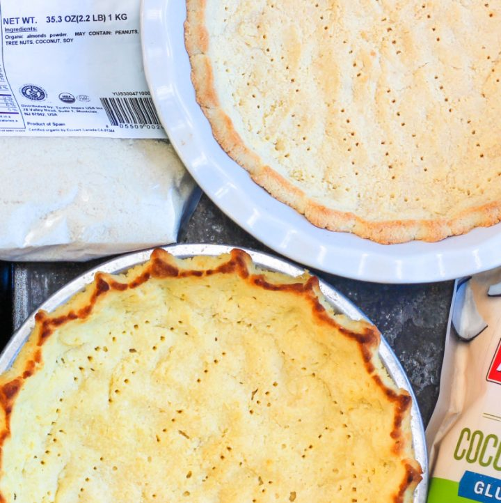 two pie crusts for gaps diet