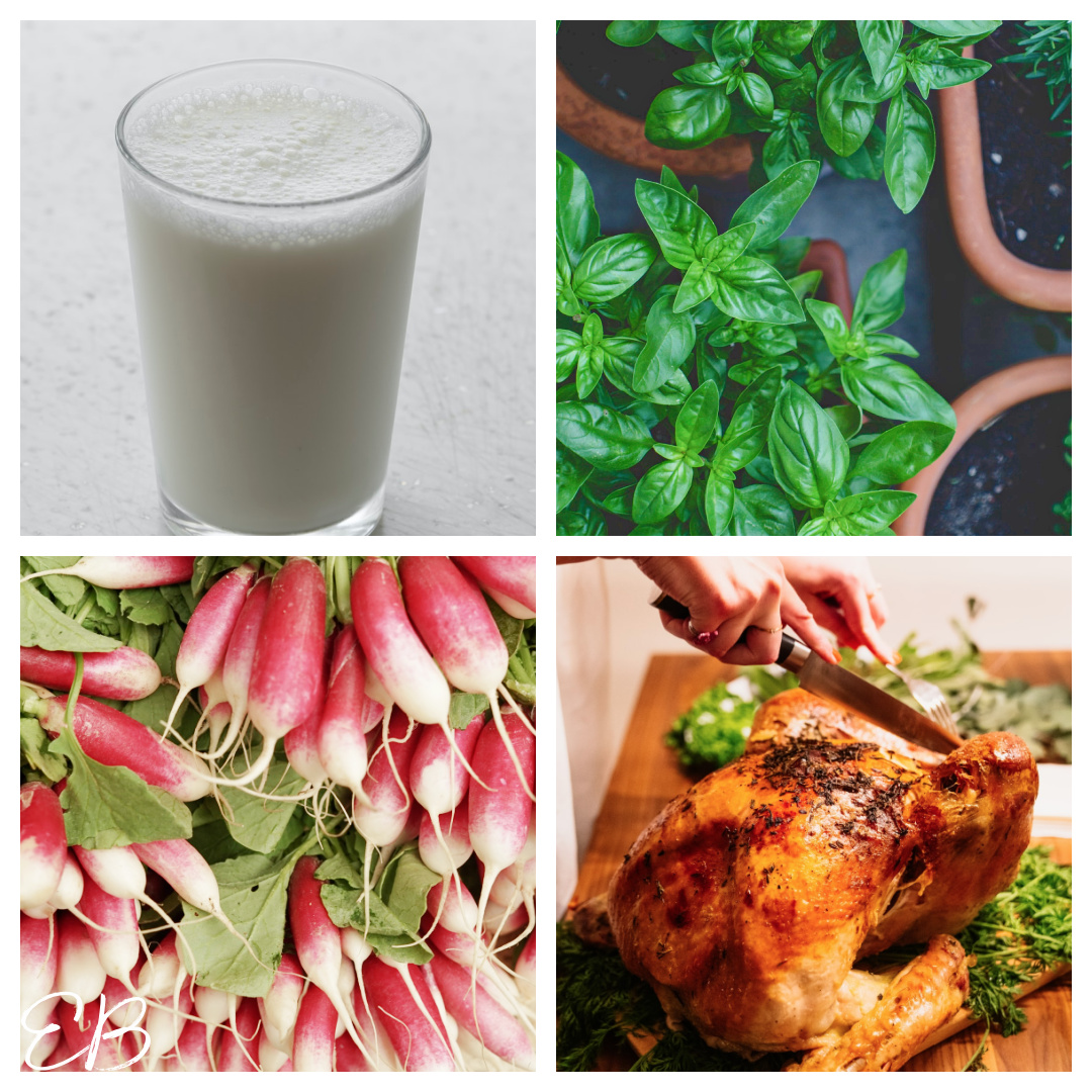 4 foods that are low in histamines and oxalates
